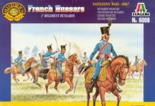 ITALERI 6008 FRENCH HUSSARS 1:72