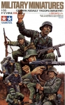 TAMIYA 35030 GERMAN ASSAULT TROOPS 1:35
