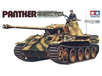 TAMIYA 35065 PANTHER C/FIG 1:35