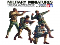 TAMIYA 35013 US ARMY INFANTRY 1:35