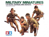 TAMIYA 35090 JAPANESE ARMY INFANTRY 1:35