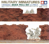 TAMIYA 35028 BRICK WALL 1:35