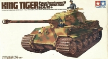 TAMIYA 35164 GERMAN KING TIGER 1:35
