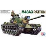 TAMIYA 35120 M 4 8A3 PATTON C/FIG 1:35