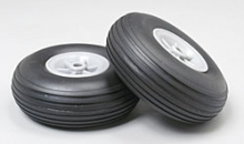 GREATPLANES GPMQ 4224 RUBBER TREAD RUEDA 2-3/4 (2)