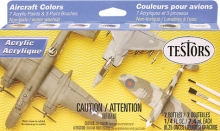 TESTORS 9188 AIRCRAFT COLORS ACRYLIC