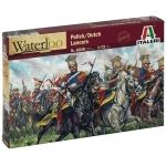 ITALERI 6039 DUTCH POLISH LANCERS 1:72