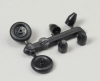 DUBRO 38 MTW MICRO TAIL WHEELS 3-8