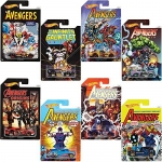 MATTEL FKD48 HOT WHEELS AVENGERS 3