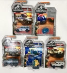 MATTEL FMW90 TOY BOX BOYS MATCHBOX JURASSIC WORLD DIE-CAST .