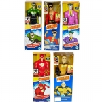 MATTEL FTT26 JUSTICE LEAGUE 12PULG BASIC FIG