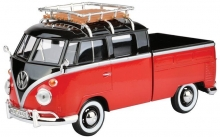 MOTORMAX 79552 1:24 VOLKSWAGEN TYPE 2 (T1) - PICKUP WITH ROOF RACK