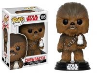 FUNKO 14748 POP! STAR WARS: / THE LAST JEDI - CHEWBACCA