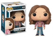 FUNKO 14937 POP! MOVIES: - HARRY POTTER S4 - HERMIONE W- TIME TURNER