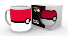 SMARTCIBLE MG0582 POKEMON POKEBALL MUG TAZON