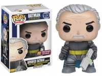 FUNKO 00556 DARK KNIGHT RETURNS UNMASKED ARMORED BATMAN POP! FIGURE - PX