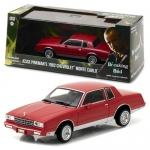 GREENLIGHT 86501 BREAKING BAD 1982 CHEVROLET MONTE CARLO 1:43 SCALE VEHICLE