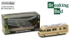 GREENLIGHT 86500 BREAKING BAD 1986 FLEETWOOD BOUNDER RV 1:43 SCALE VEHICLE