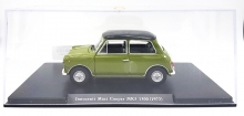 MAGAZINE 24INNOCENTI FW06 1972 INNOCENTI MINI COOPER MK3 1300. GREEN WITH BLACK ROOF