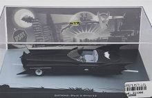 MAGAZINE BAT76 1:43 BATMAN BLACK & WHITE -3