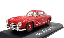 MAGAZINE RBA300SL MERCEDES BENZ 300 SL. RED