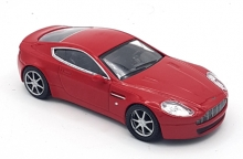MAGAZINE SCAMV8 ASTON MARTIN V8. RED