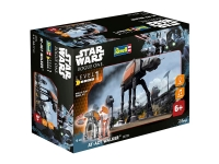 REVELL 06754 1:100 AT-ACT WALKER *STAR WARS*. LEVEL 1 BUILD - PLAY