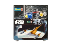 REVELL 63611 1:109 MODEL SET NABOO STARFIGHTER.