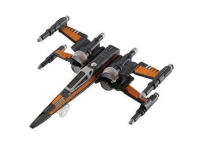 TOMICA 867876 STAR WARS X-WING FIGHTER WITH BATTERIES