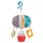 TAFTOYS 12165 OBI OWL CHIME BELL MOBILE