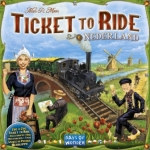 DAYS OF WONDER DW720120 TICKET TO RIDE NEDERLAND MAP COLLECTION 4