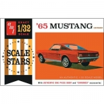AMT 1042 12 1:32 1965 FORD MUSTANG FASTBACK