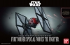 BANDAI 203219 1:72 FIRST ORDER SPECIAL FORCES TIE FIGHTER SW