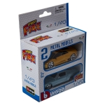 BURAGO 30002 1:43 STREET FIRE 2-PC GIFT PACK SURTIDO