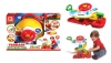 BURAGO 88803 PLAY - GO FERRARI DASH N DRIVE 2-IN-1 PLAY SET
