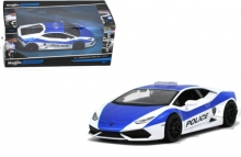 MAISTO 32513 1:24 DES. AUTHORITY LAMBORGHINI HURACAN LP 610-4