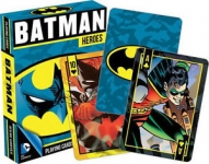 AQUARIUS 52266 DC COMICS- BATMAN HEROES PLAYING CARDS DECK