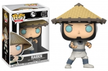 FUNKO 21711 FUNKO POP! GAMES: / MORTAL KOMBAT - RAIDEN