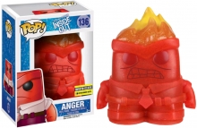 FUNKO 10313 INSIDE OUT CRYSTAL ANGER POP!