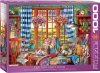 EUROGRAPHICS 6000-5348 PATCHWORK CRAFT ROOM