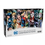 DEVIR CBG DC COMICS DECK-BUILDING GAME CONFRONTATION