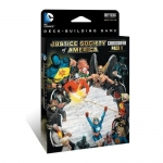 DEVIR CBG DC DECK-BUILDING GAME CROSSOVER PACK 1 JSA