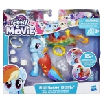 HASBRO E0189 MY LITTLE PONY THE MOVIE LAND AND SEA FASHION AST SURTIDO