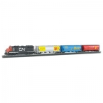 BACHMANN 00735 HARVEST EXPRESS SET HO