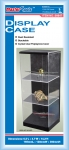 TRUMPETER 09847 DISPLAY CASE 165X120X360MM
