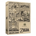 USAOPOLY PZ005-463 THE LEGEND OF ZELDA HERO (1000 PIECES)