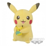 BANPRESTO 37534 PLUSH POKEMON 10 PIKACHU TEA PARTY