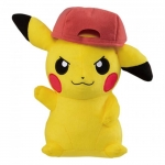 BANPRESTO 37554-A PLUSH POKEMON 10 POKEMON THE MOVIE VOL3 PIKACHU WITH GEN5 HAT