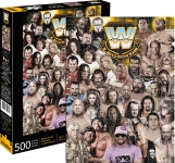 AQUARIUS 24608 WWE LEGENDS 500PC PUZZLE VDGS
