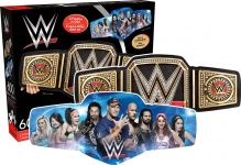 AQUARIUS 24684 WWE (2 SIDED, SHAPED PUZZLE) VDGS